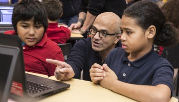 Microsoft commits $10M to Code.org as survey finds obstacles to teaching computer science