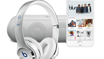 GeekWire Giveaway: Get a year of Apple Music, plus some sweet sound gear to listen on