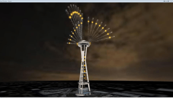How to compute fireworks: The technology behind the Space Needle's epic New Year's show