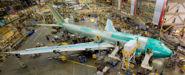 Resultado de imagen para Boeing 747 production