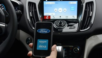 Ford meets Amazon: Automaker to integrate Echo and Alexa with SYNC, linking cars to homes