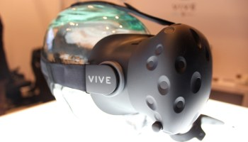 HTC shows off 12 Vive virtual reality games in Seattle a month before preorders start