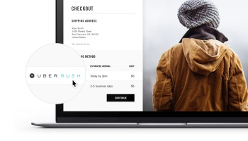 Uber partners with Nordstrom, Google, T-Mobile, SAP for UberRUSH package delivery service