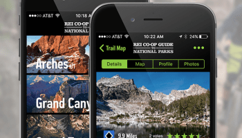 New REI app designed to take visitors deeper into national parks
