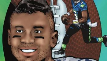 Seahawks QB Russell Wilson achieves unique 'Fame' with his own comic book