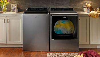 whirlpool laundry
