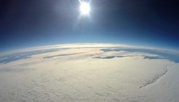 Stratospheric view
