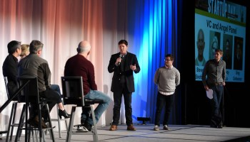 Marketing collaboration tool Slope wins top prize at GeekWire Startup Day pitch-off