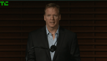 NFL Commissioner Roger Goodell: Technology makes football better for fans and athletes