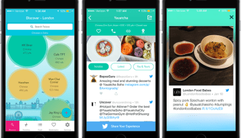 App of the Week: This app lets you tap into the Twitter hivemind for restaurant reviews