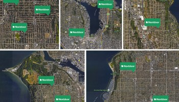 The rise of Nextdoor in Seattle: Neighborhood social network sparks community and controversy in modern-day boomtown