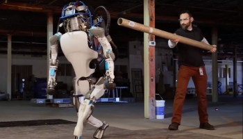 Google's intention to sell Boston Dynamics could be opportunity for Amazon Robotics
