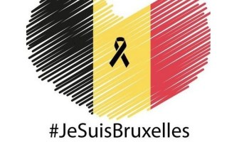 #JeSuisBruxelles: Social media take leading role after Brussels bombings
