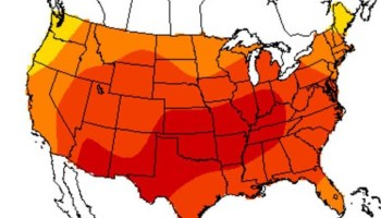 Pacific Ocean temperatures could give early warning for Eastern heat waves