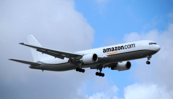 Amazon now owns 10-percent stake in airfreight company that leased it 20 cargo jets