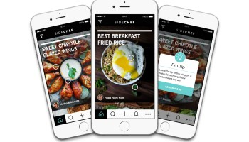 App of the Week: SideChef is like GPS for the kitchen