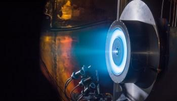 Image: Ion thruster
