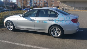 BMW launches car-sharing service to and from Seattle airport with new lot near Sea-Tac