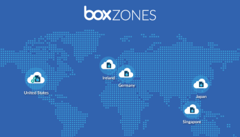 Box to enable regional enterprise storage via Amazon Web Services, IBM Cloud