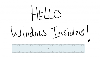 Microsoft releases Windows Ink and Cortana upgrades to Windows 10 testers today