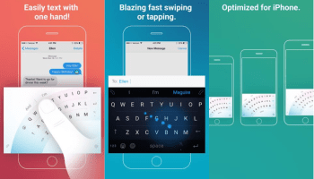 Microsoft brings 'WordFlow' keyboard to iOS, optimized for one-handed typing