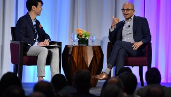 GeekWire Radio: Microsoft's Satya Nadella looks ahead, a surprising study on screen time, and more