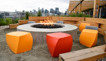 Photos: Facebook's epic new Seattle outpost raises the bar for tech offices