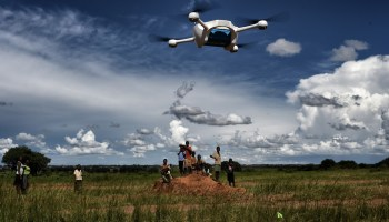 How drones could transform healthcare delivery and save lives around the world