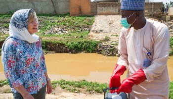Why a sewage survey gives the Gates Foundation's CEO new hope for eliminating diseases through innovation