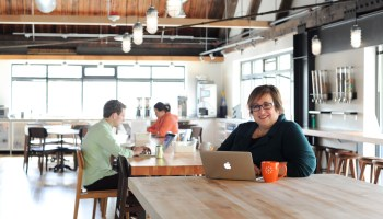 Working Geek: Tableau CMO Elissa Fink starts her meetings with a laugh