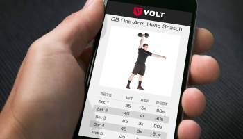 Volt Athletics unveils 'intelligent strength training' app for athletes, expands beyond teams