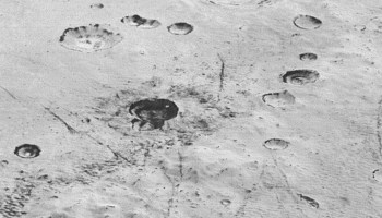 Image: Pluto view