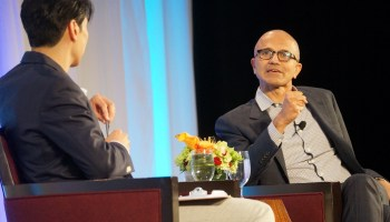 Video: Microsoft CEO Satya Nadella speaks at the Tech Alliance in Seattle