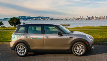 BMW's ReachNow car-sharing service expands service area and adds more vehicles in Seattle