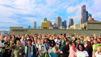 GeekWire Sounders Day: Limited tickets available for our epic summer rooftop party
