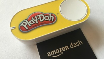 Amazon reports huge growth in Dash Button orders, adds 60 new brands from PoopBags to Pop-Tarts