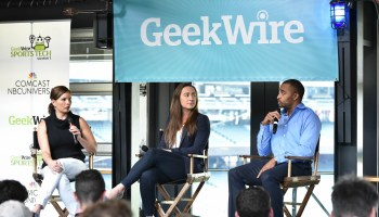 Doug Baldwin, Ariana Kukors agree technology and data are great, but gut instinct wins out