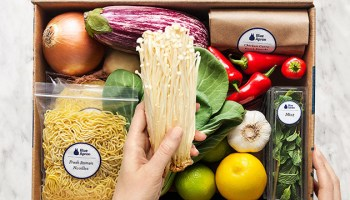 Amazon? What Amazon? Blue Apron mum on tech giant's move into meal kits