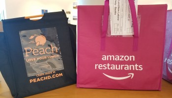 Lunch Wars: Testing Amazon's new 'Daily Dish' workplace meal delivery service