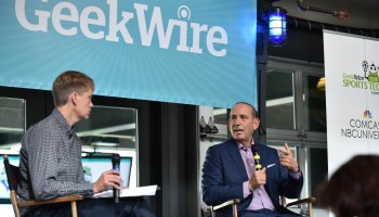 In-game player heart rates? MLS commissioner Don Garber envisions broad use of technology to enhance sport