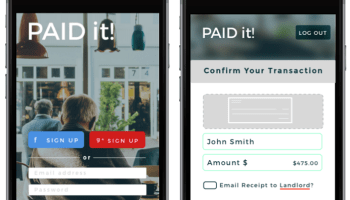 Hackathon-inspired app aims to help renters avoid and resolve payment disputes with landlords