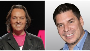 Sprint CEO calls T-Mobile CEO a 'con artist,' accuses rival of copying new unlimited data plan