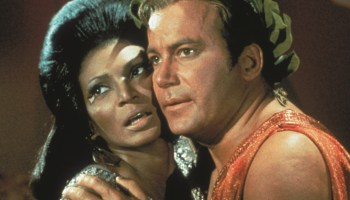 Image: Uhura and Kirk