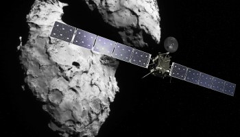 'Farewell, Rosetta': Europe's mission to a comet ends with a bittersweet bang