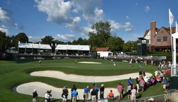 How the PGA Tour is using technology to track shots, create new stats, and enhance the broadcast
