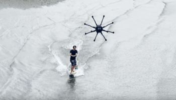 Drone surfing is the epic geeky sport of the future