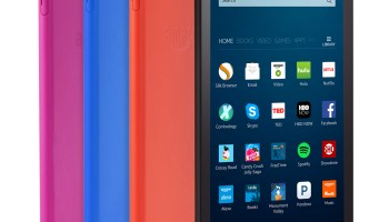 Amazon revamps Fire HD 8, cuts price 40% to $90, says its tablet sales have more than doubled