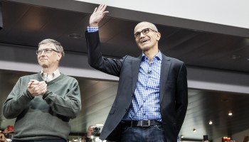 Bill Gates and Satya Nadella to make rare joint public appearance in Vancouver, B.C., next week