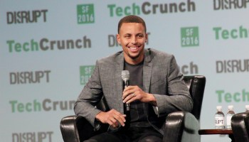 NBA star Steph Curry sounds off on robotic referees, Colin Kaepernick, the election, and sports tech