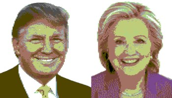 Who would be the tougher video-game boss to defeat: Donald Trump or Hillary Clinton?